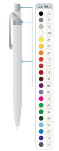 Olimpia toll színek