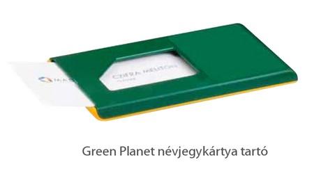 Green Planet névjegykártya tartó