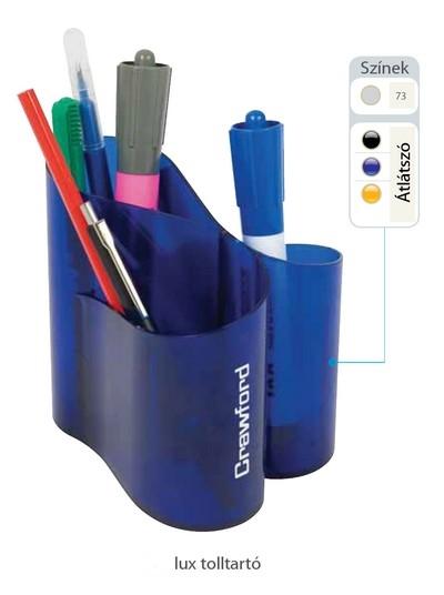 Lux asztali tolltartó