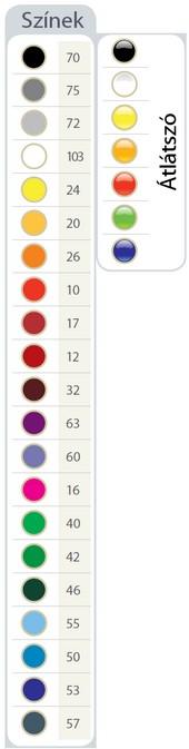 Lux partner toll színek
